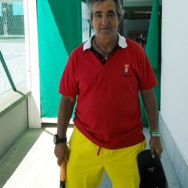 Se jubila Antonio López, una institución del Real Tenis Club de Cádiz