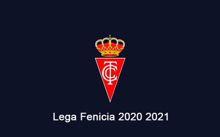 Liga Fenicia 2020-2021. Clasificación y Resultados a 12 de abril